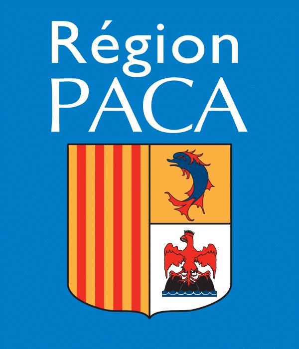 Logo de la région Provence Alpes Côte d'Azur