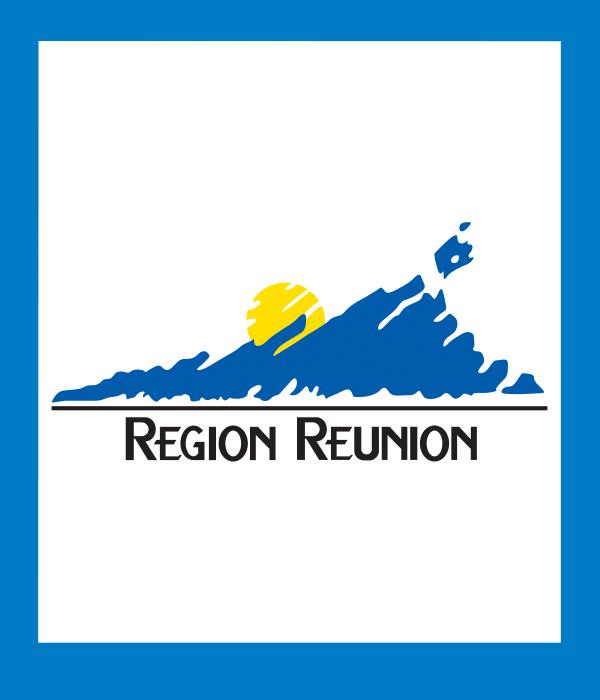 Logo de la région Île de la Réunion