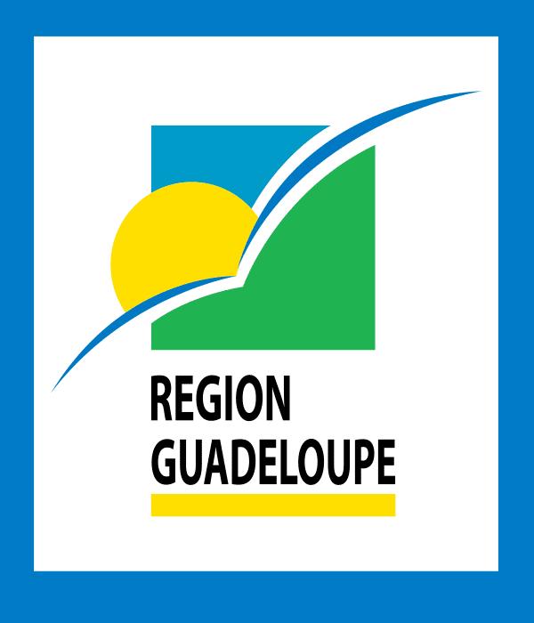 Logo de la région Guadeloupe