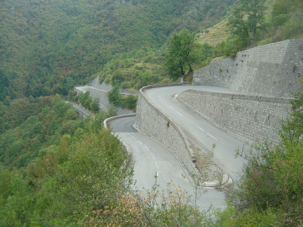 Route du col de Turini