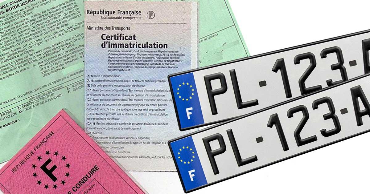 Certificat provisoire d'immatriculation, c'est quoi exactement ?