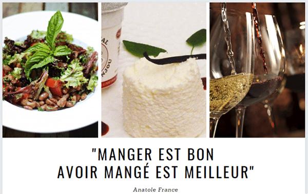 Manger est bon, avoir mangé est meilleur - Anatole France