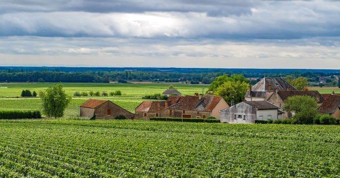 Village de Bourgogne-Franche-Comté