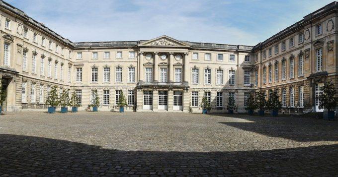 Château de Compiègne dans les Hauts-de-France