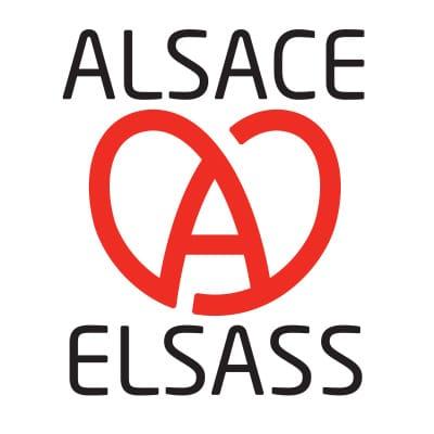nouveau logo officiel de l'Alsace